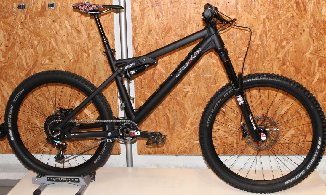 Liteville 301 Enduro MK12 Werksmaschine