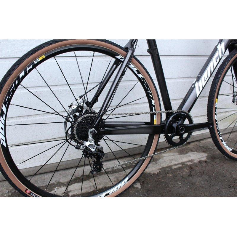 Bench-Bikes X-01 Carbon Cyclocross Gravel Bike, Move-Cycles ...