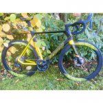 BENCH Composite Carbon SuperAero Disc R8 Rennrad