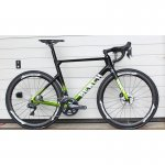 BENCH Composite Carbon Superslick Disc R8020 Aero Rennrad...