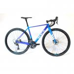 BENCH Composites Gravel Bike Carbon X-Road GRX 810 2x11