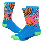 DeFeet Socken Aireator Single-Bund Shazam Blau /...