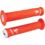 ODI  BMX Griffe Hucker Signature orange-weiß