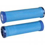 ODI MTB Griffe Elite Motion Lock-On 2.1 hellblau / blau