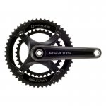 Praxis Works Kurbelgarnitur Zayante Carbon M30 DM Road 2x