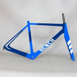 BENCH Composites Gravel Bike Carbon X-Road GRX600 2x11