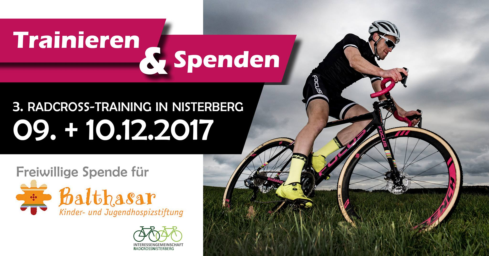 3. Radcross Nisterberg am 10.12.2017