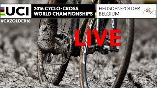 UCI Cyclocross Weltmeisterschaft live im YOUTube Kanal