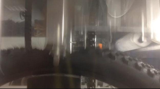 Reifentest unter der Guillotine im Bohle Prüflabor